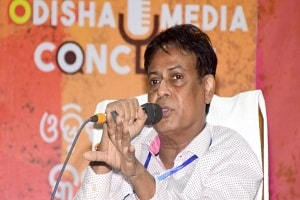 Journalist Dilip Satpathy from Cuttack