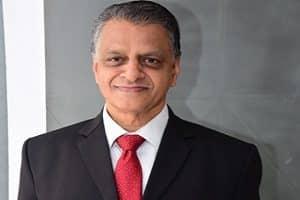 Karnataka Bank MD & CEO MS Mahabaleshwara
