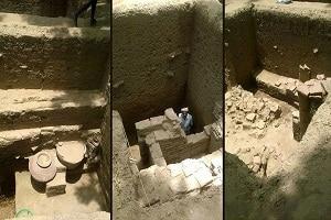 Keezhadi excavation in Tamil Nadu