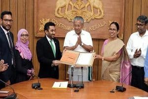 Kerala govt and RCC jointly signs MoU with Maldives