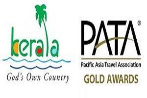 Kerala tourism wins 3 awards in 2019 PATA gold awards
