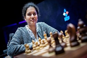Koneru Hampi wins the Skolkova Fides Grand Prix title 2019