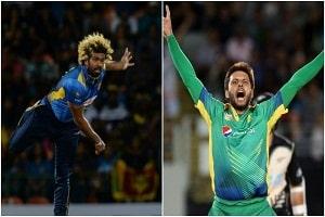 LasithMalinga becomes highest T20I wicket-taker surpassing Afridi