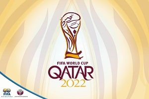 Logo for 2022 FIFA World Cup