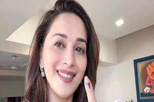 Madhuri Dixit appointed as a goodwill ambassador for Maharashtra