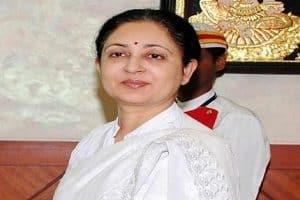 Madras HC Chief Justice Vijaya K. Tahilramani resigns