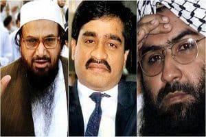 , Maulana Masood Azhar, Hafiz Saeed, Zaki-ur-Rehman Lakhvi & Dawood Ibrahim have been declared as individual terrorists