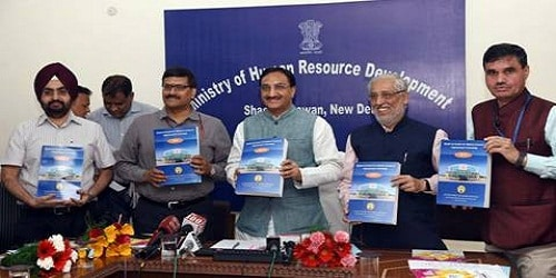 Shri Ramesh Pokhriyal 'Nishank' launched various initiatives of AICTE