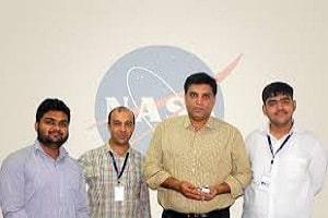 NASA successfully launches RamanSat 2