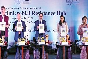 National Antimicrobial Resistance Hub inaugurated in Kolkata, West Bengal
