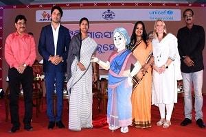 "Odisha unveils mascot ""TikkiMausi"
