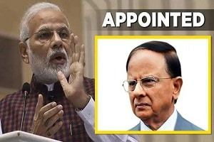 P K Mishra appointed as the new principal secretary to PM