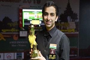 Pankaj Advani wins IBSF World Billiards Championship 2019