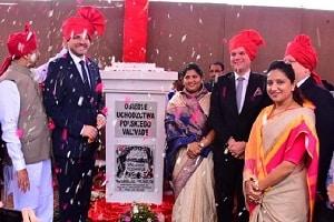 Polish Minister Marcin Przydacz unveils memorial pillar in Valivade, Kolhapur