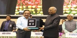 President Ram NathKovind launched First Indigenous High Temperature Fuel Cell
