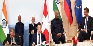 President of India, Shri Ram Nath Kovind visit to Iceland, Switzerland and Slovenia