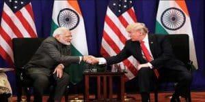 Prime Minister Narendra Modi's visit to the United States