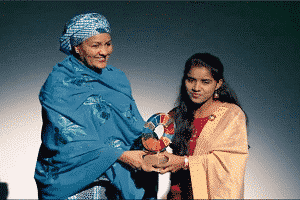 Rajasthan's Payal Jangir becomes the first Indian to receive the Changemaker Award 2019