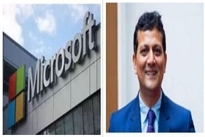Rajiv Kumar appointed as the new MD of Microsoft India