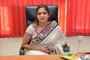 Rupa Gurunath appointed as first woman president