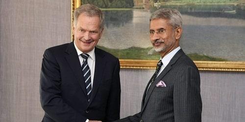 S Jaishankar's visit to Finland