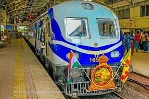 SL's new luxury train Pulathisi Express
