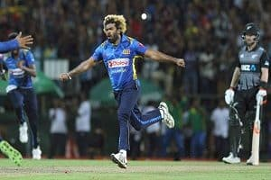 SL cricketer Malinga takes double hat-trick