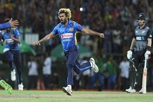 SL cricketer Malinga takes double hat-trick
