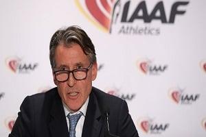 Sebastian Coe re-appointed as IAAF chief