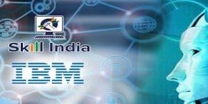 Skill India and IBM