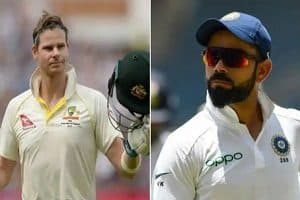 Steve Smith claimed the top spot in ICC Test Rankings