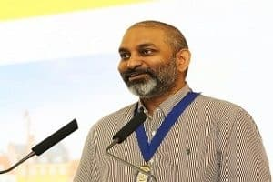 Suresh Chitturi, appointed as chairman of the International Egg Commission