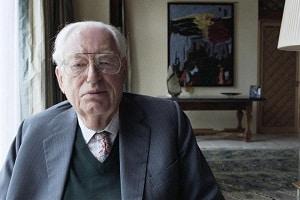Swedish billionaire Hans Rausing