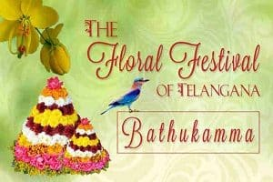 Floral Festival of Telangana Bathukamma