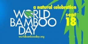 World Bamboo Day for 2019