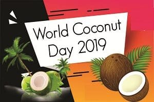World Coconut Day 2019
