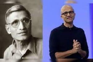 father of Microsoft CEO Satya Nadella, passes away