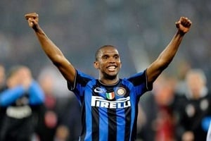 footballer Samuel Eto'o announces retirement