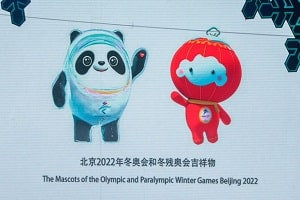 mascot for Beijing Winter Olympics and Paralympics 2022 revealed