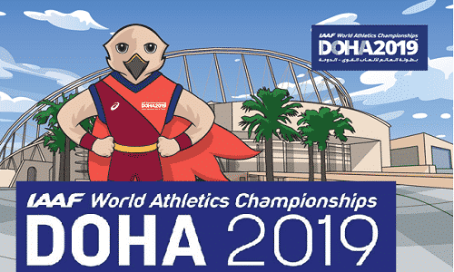 17th IAAF World Athletics Championships for 2019