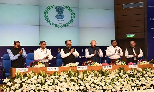 Ajay Bhushan Pandey inaugurated National e-Assessment Scheme