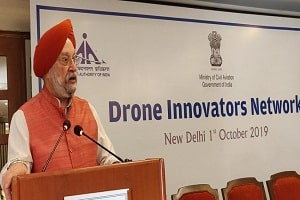 Drone Innovators Network Summit-2019 by WEF