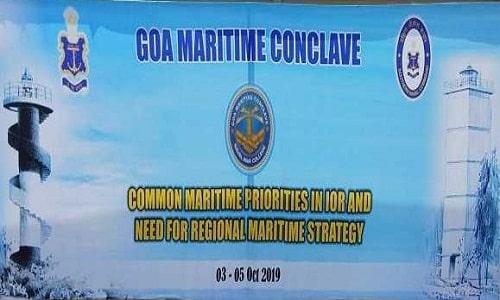 Goa Maritime Conclave 2019
