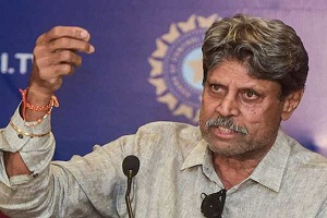 Kapil Dev resigned as chairman of CAC
