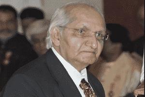 Padma Shri awardee H L Trivedi passed away