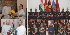 Ram Nath Kovind's visit to Odisha, West Bengal and Jharkhand