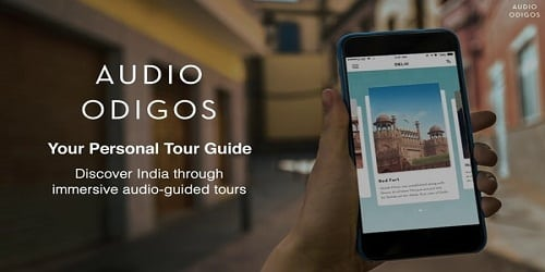 Tourism Ministry launches Audio Odigos app