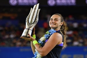 WTA Wuhan Open 2019 in China