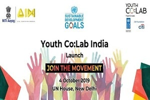 Youth Co-Lab for youth entrepreneurship & innovation