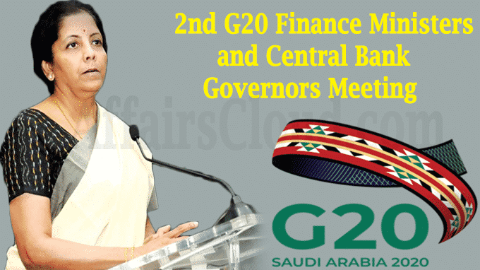 2nd G20 Finance Ministers and Central Bank Governors Meeting